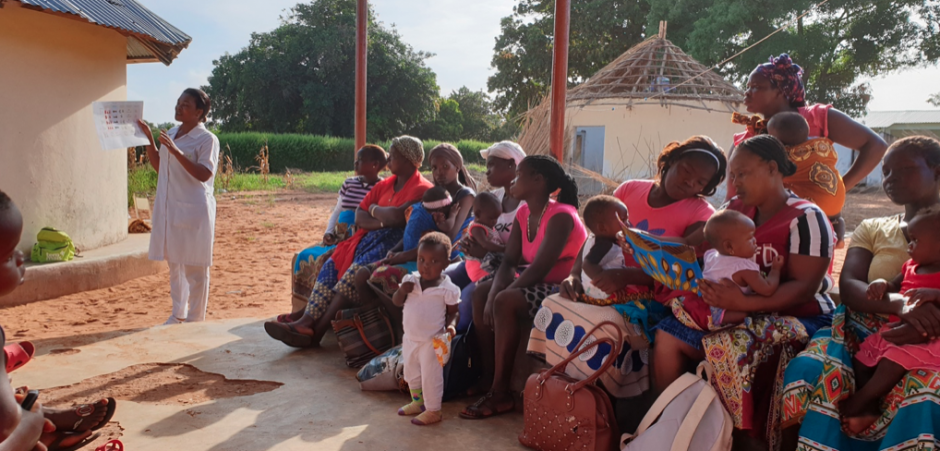 ThinkPlace is working with PSI to improve family planning access in Mozambique