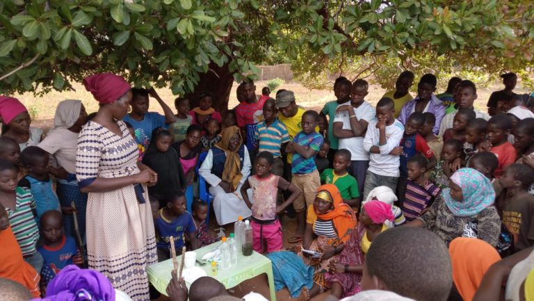 ThinkPlace in collaboration with Marie Stopes Tanzania Family Planning Outreach programs