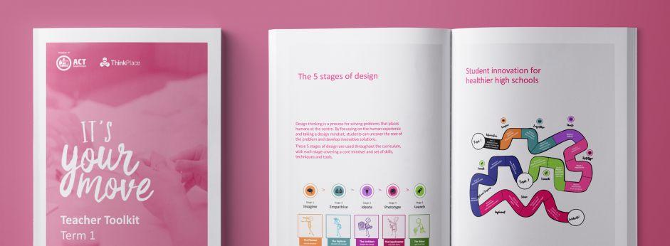 Empowering the next generation through design