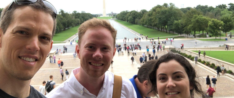 ThinkPlace staff in Washington DC