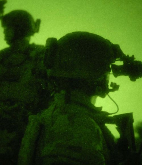 US Special Forces in Iraq