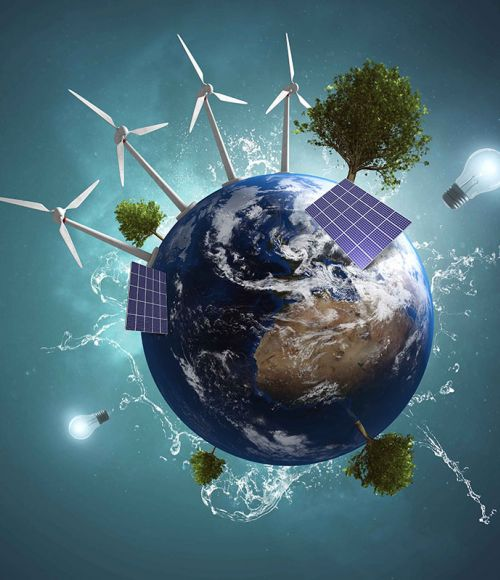 Sustainable Development Goals for the planet