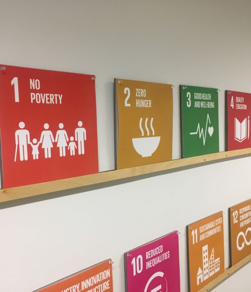 UN Sustainable Development Goals
