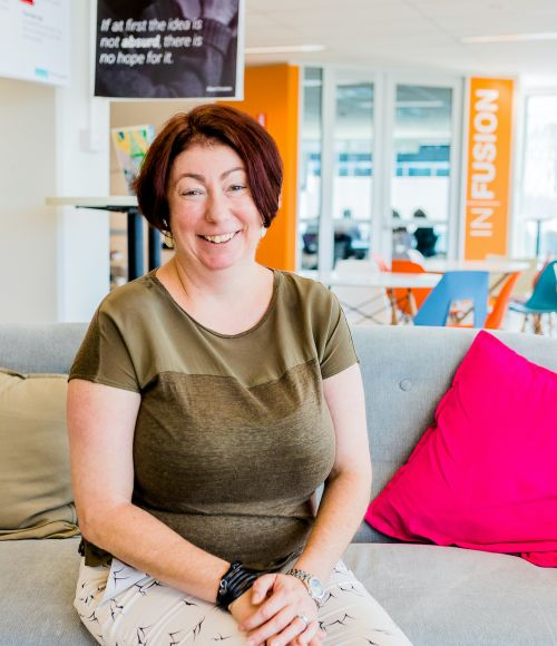 Meet our new leaders: Sky May, GM Agile Transformation